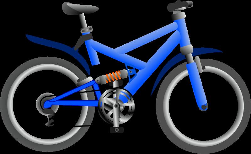 Free Blue bike