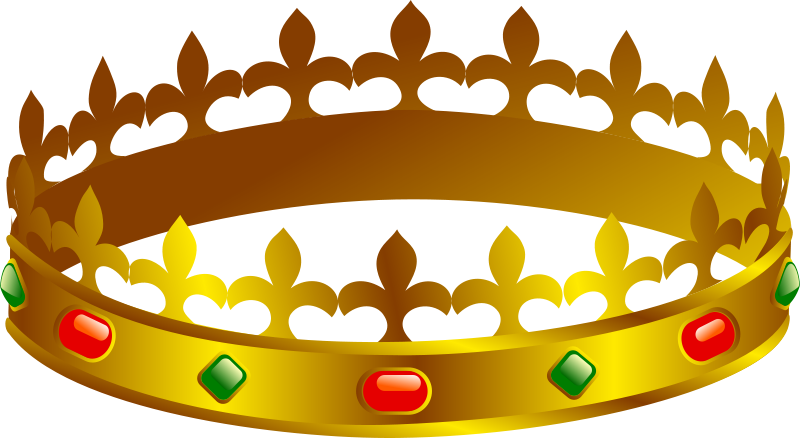 Free Clipart: Crown | Anonymous