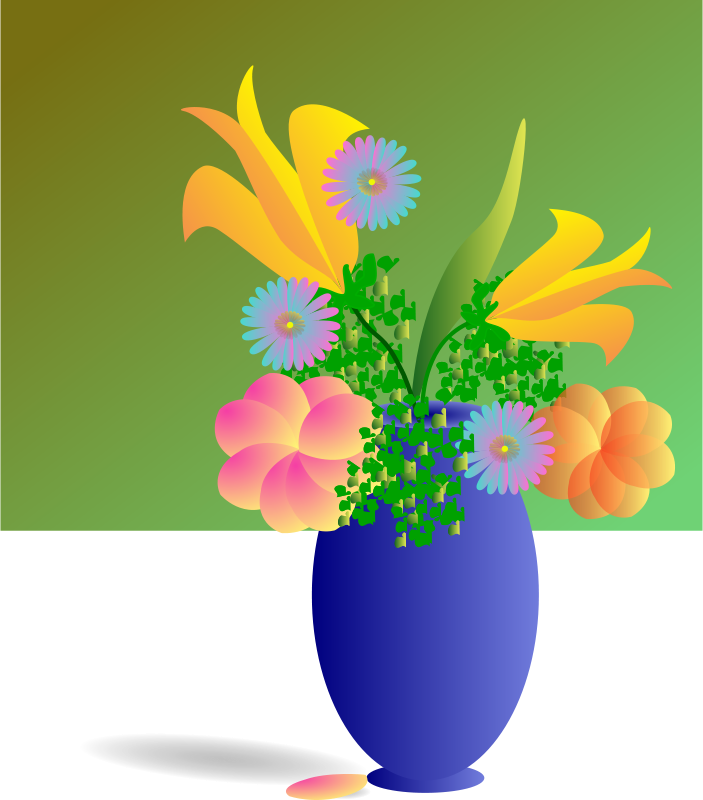 Free bouquet of flowers
