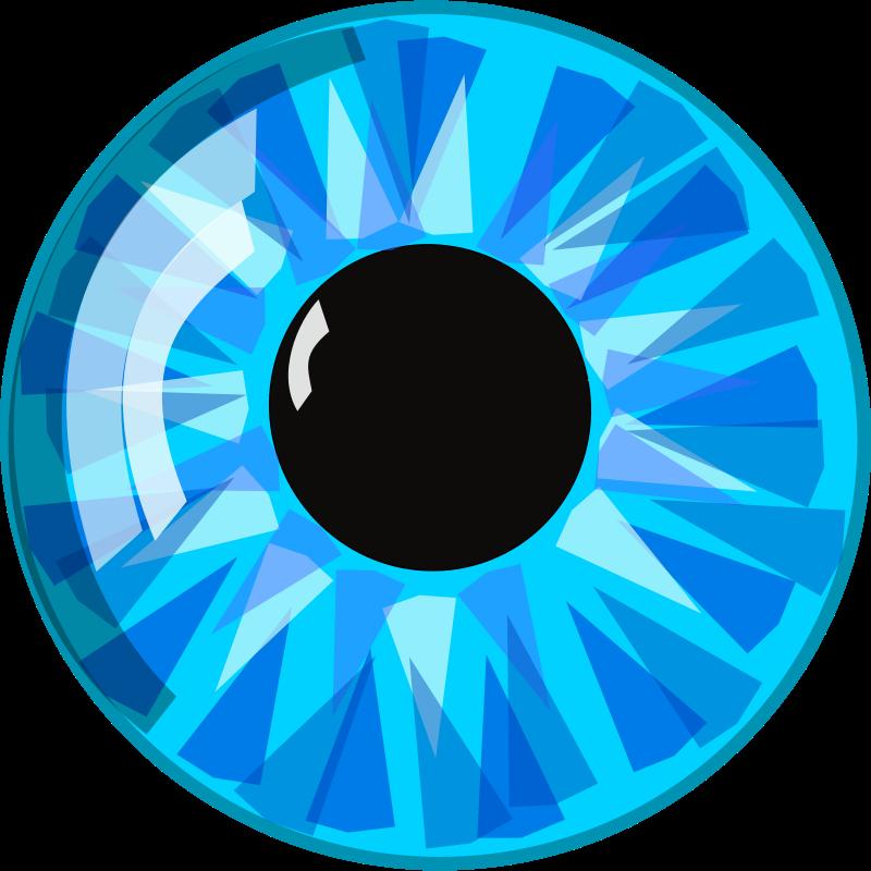 Free Blue Eye