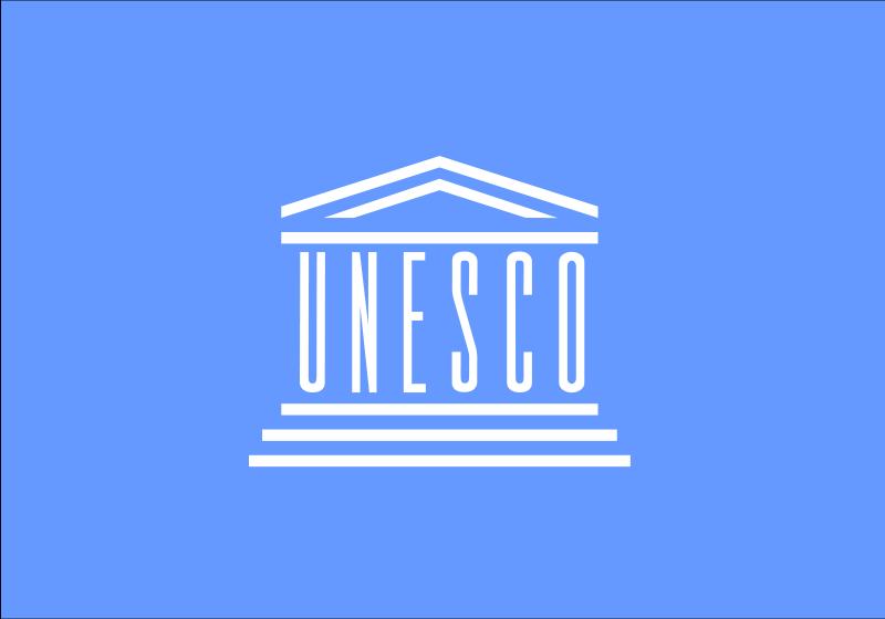 Free Flag of the Unesco