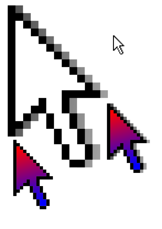 Free mouse pointer 02