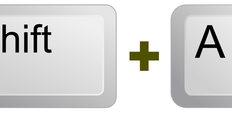 Free keyboard key