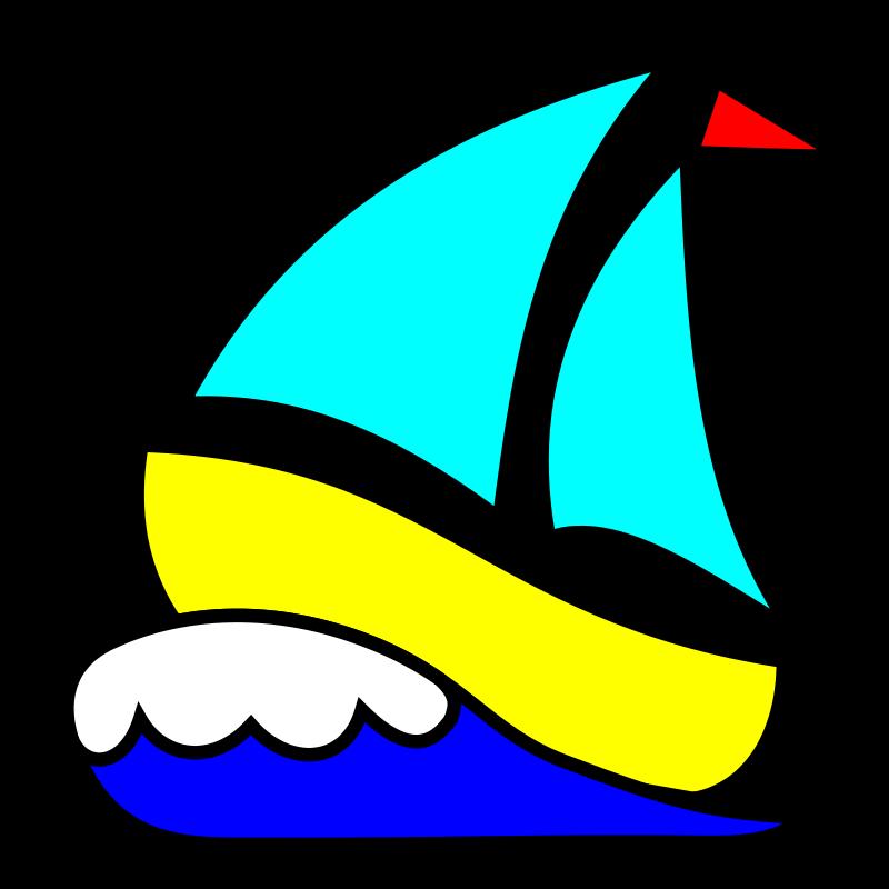 Free Sailboat icon