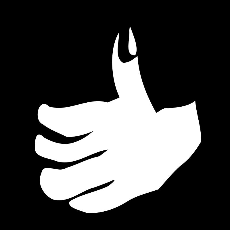 Free Thumb up
