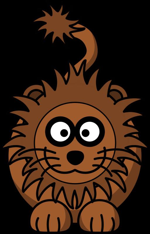 Free Cartoon lion