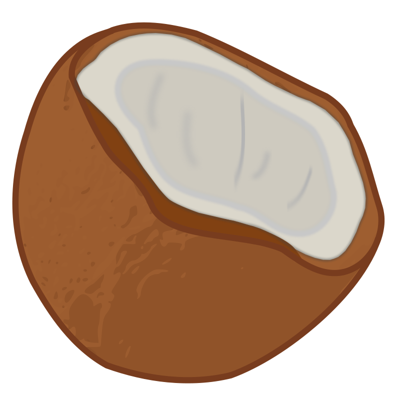 Free Clipart: Coconut | laobc