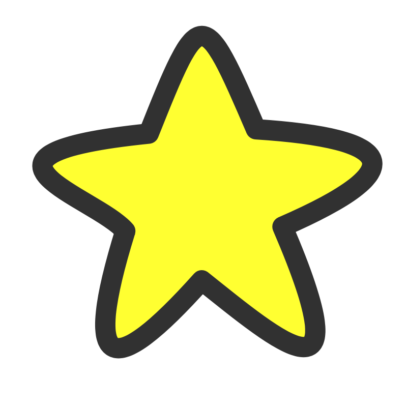 Free Star (soft edges)