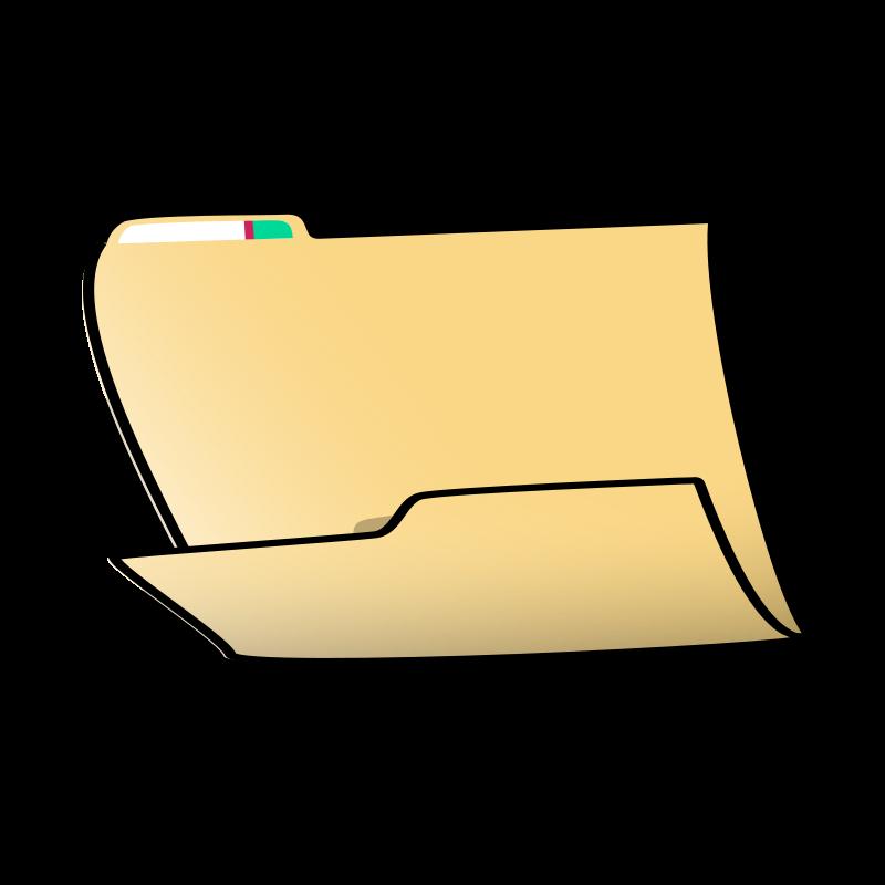 Free Folder (horizontal)