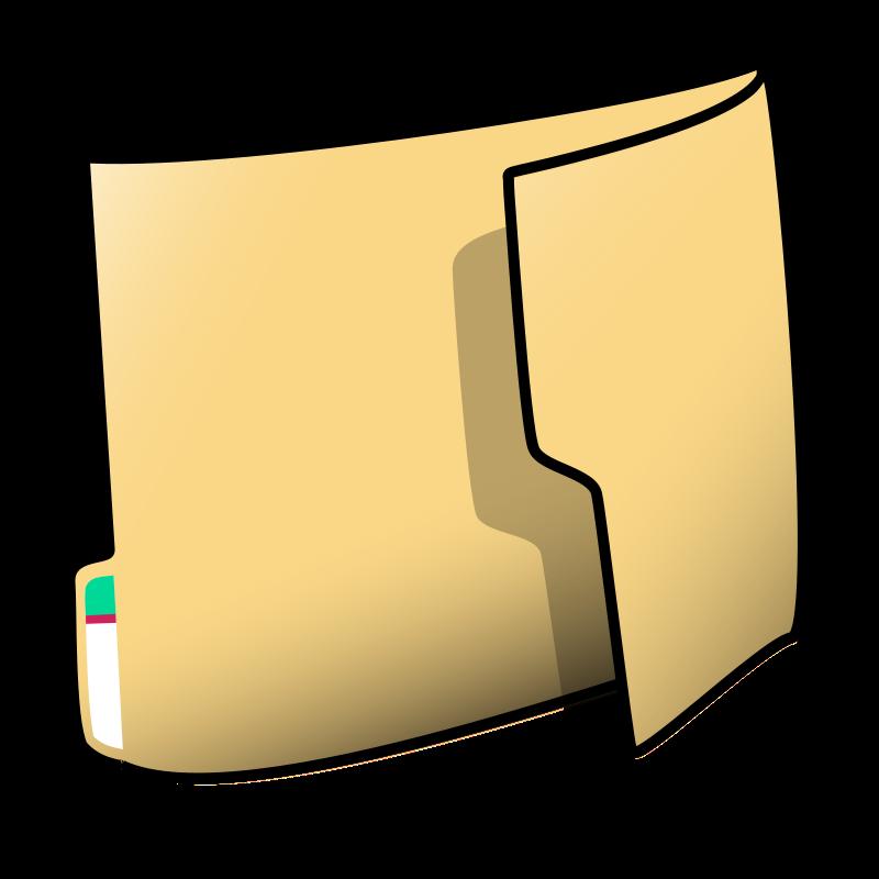 Free Folder (vertical)