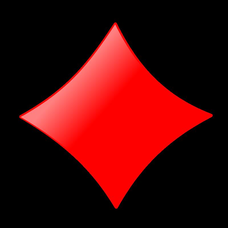 Free Card symbols: Diamond