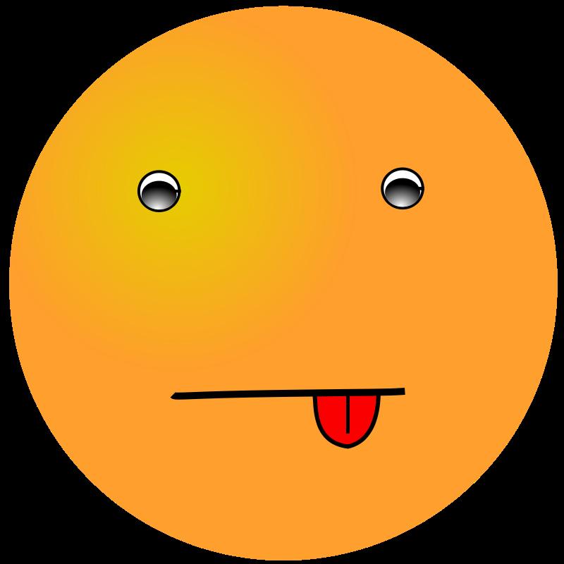 Free Smiley: Tongue