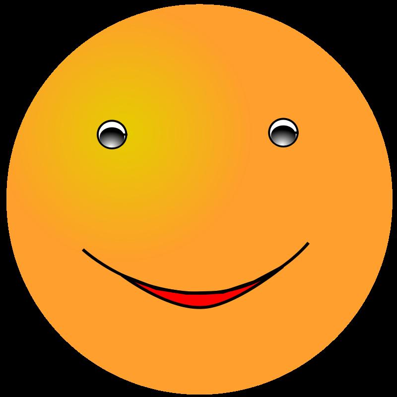 Free Smiley: Happy