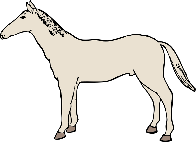 Free Clipart: Horse | johnny_automatic
