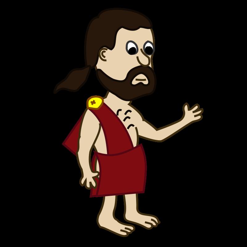 Free Comic characters: Toga