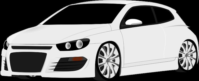 Free VW Scirocco