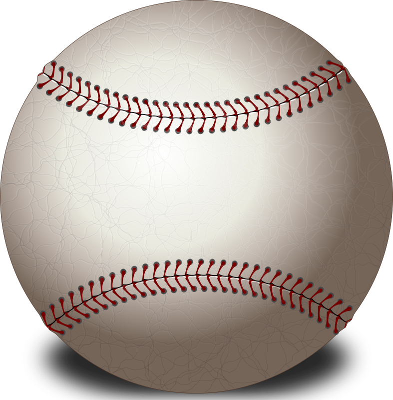 Free Clipart: Baseball | Chrisdesign