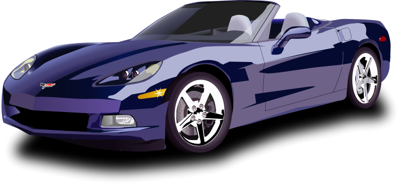 Free sport car