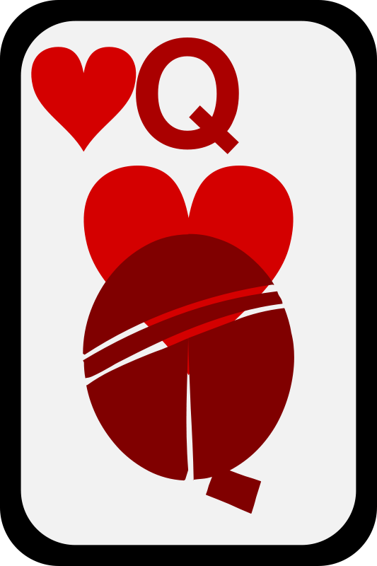 Free Queen of Hearts