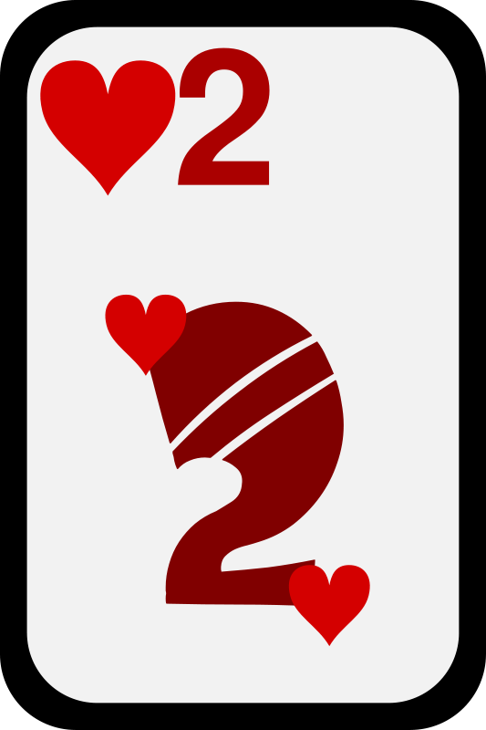 Free Two of Hearts