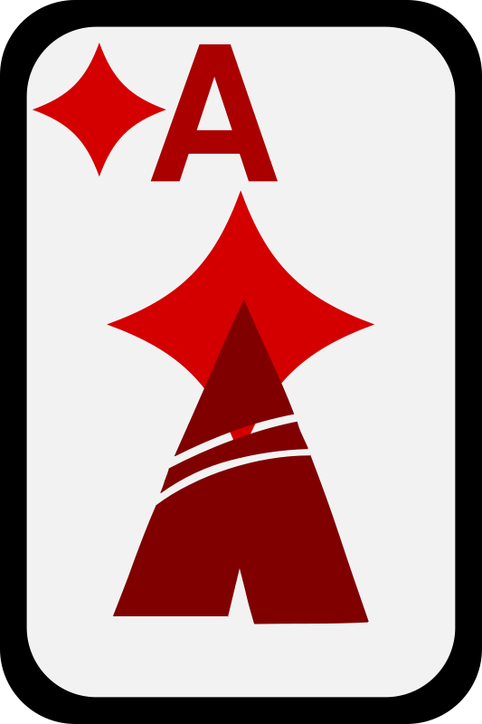 Free Ace of Diamonds