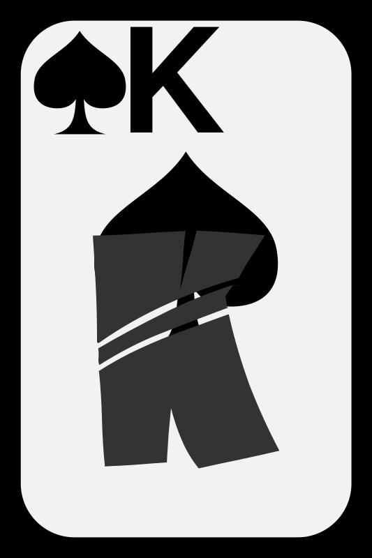 Free King of Spades