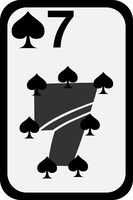 Free Seven of Spades