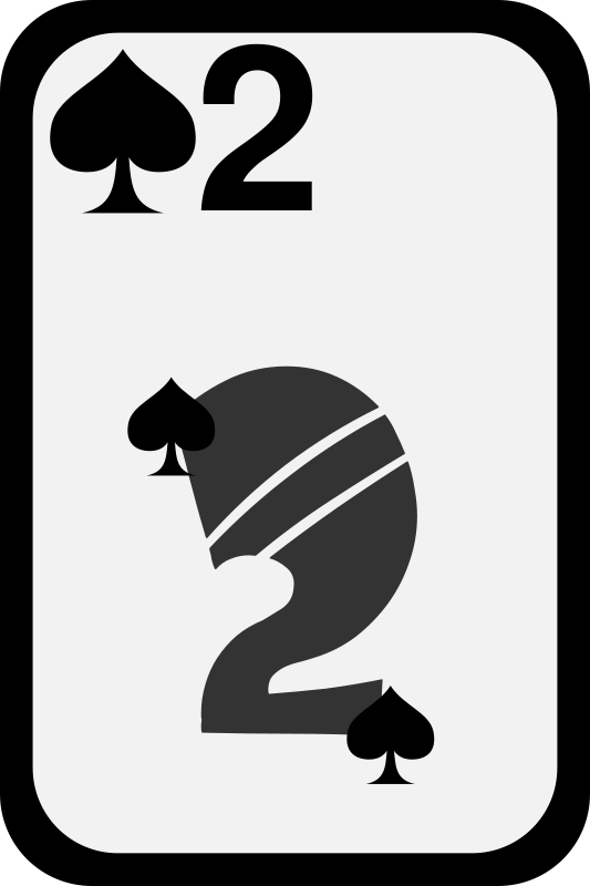 Free Two of Spades