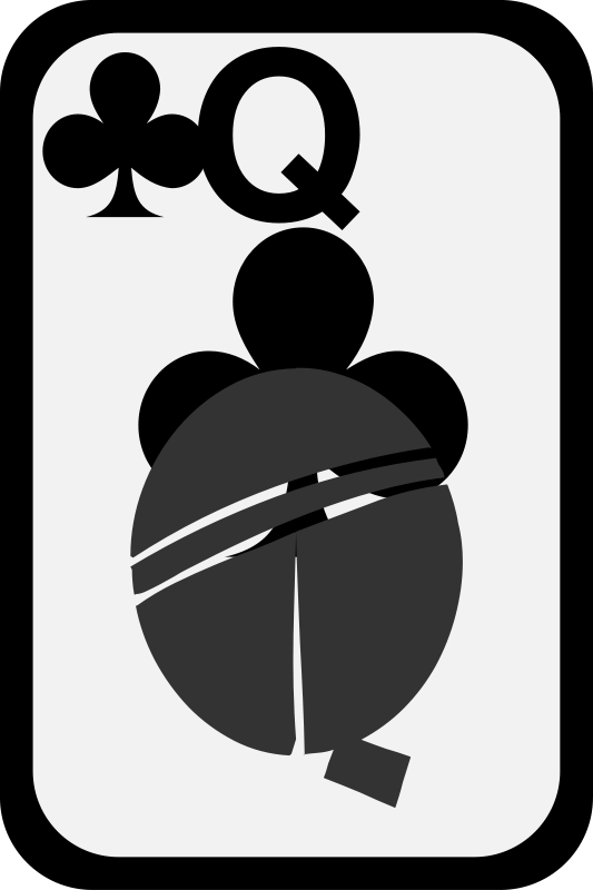 Free Queen of Clubs