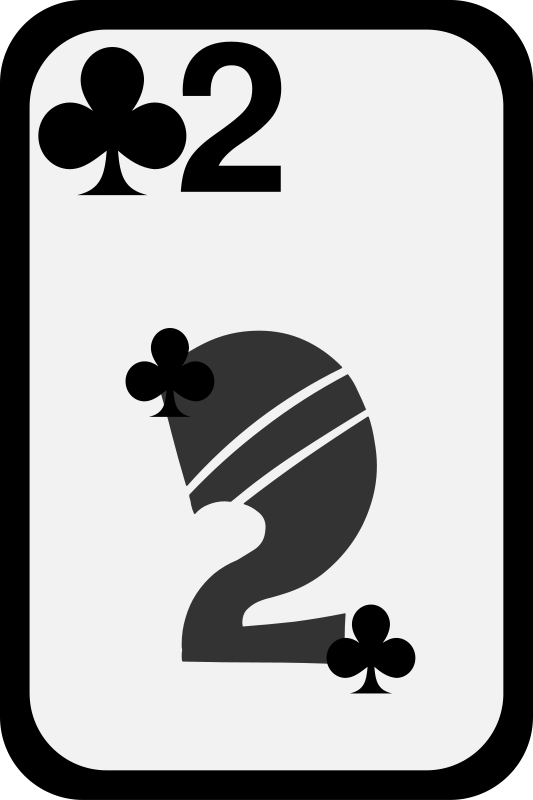 Free Two of Clubs