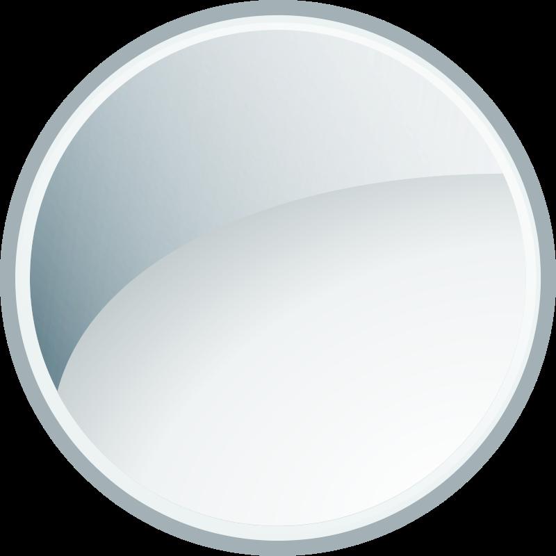 Free Glossy circle