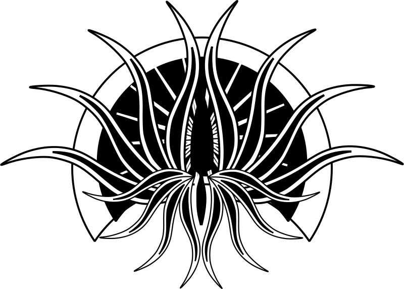 Free ornamental form