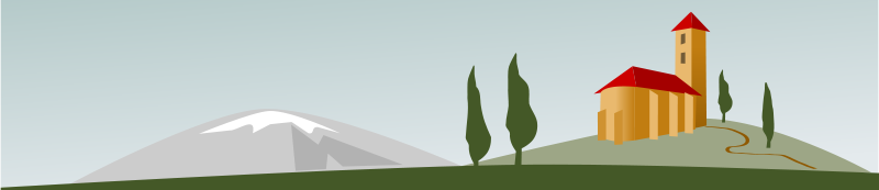 Free mountain landscape