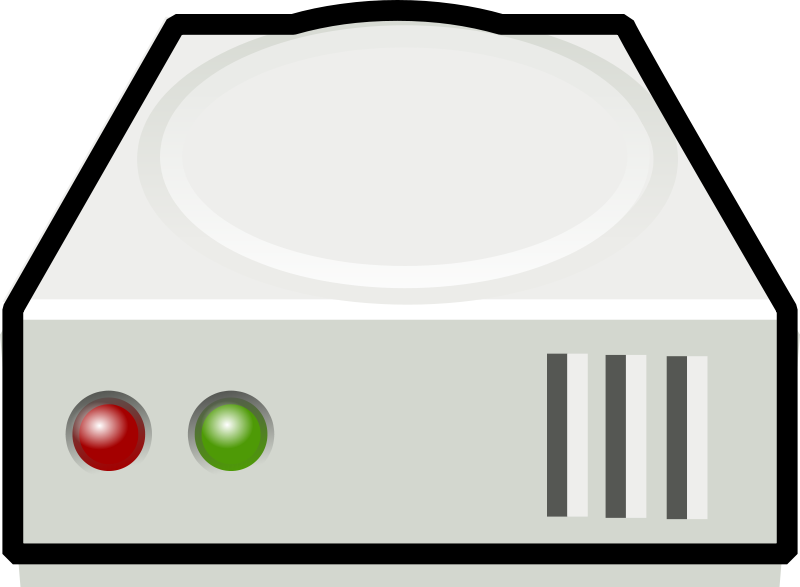 Free icon hard disk