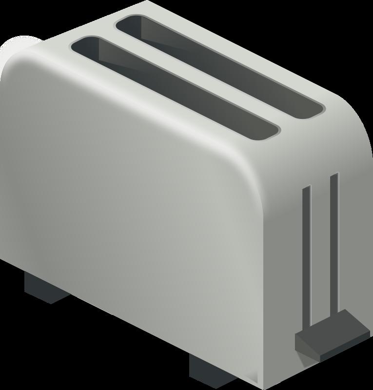 Free isometric toaster