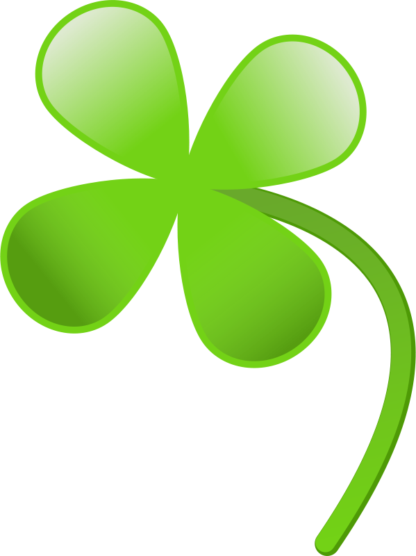 Free four leaves clover