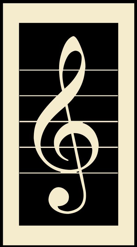 Free violin key