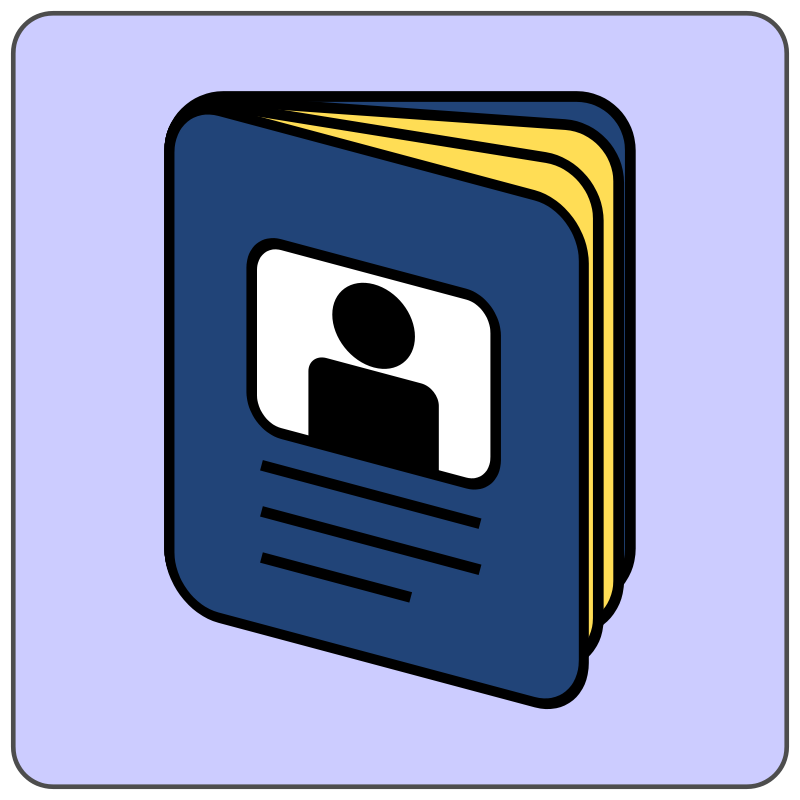 Free Passport icon