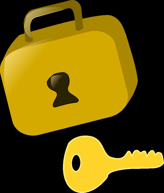 Free lock and key