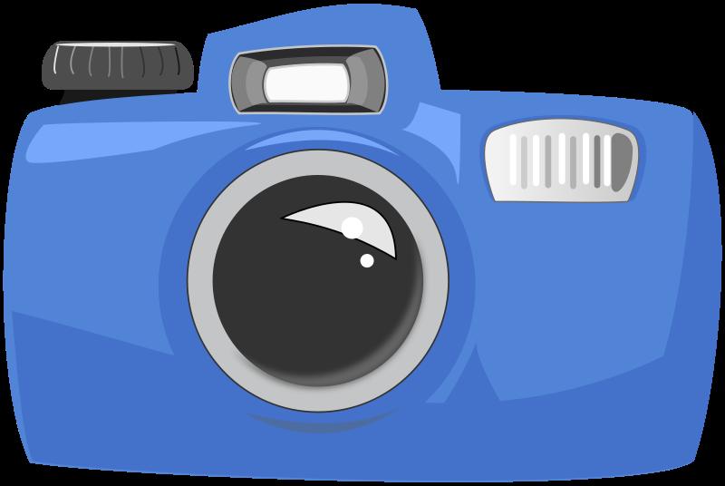 Free Cartoon Camera