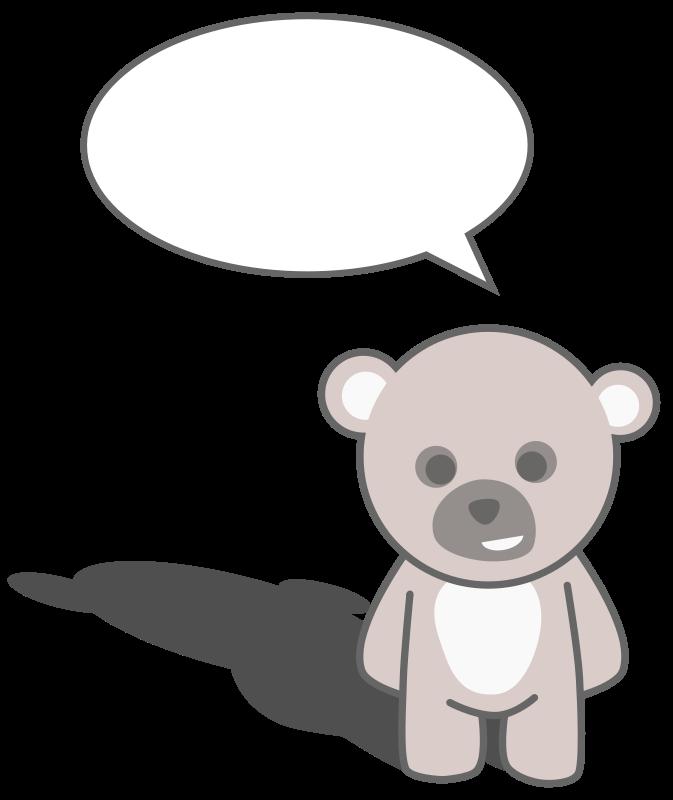 Free Cute teddy bear