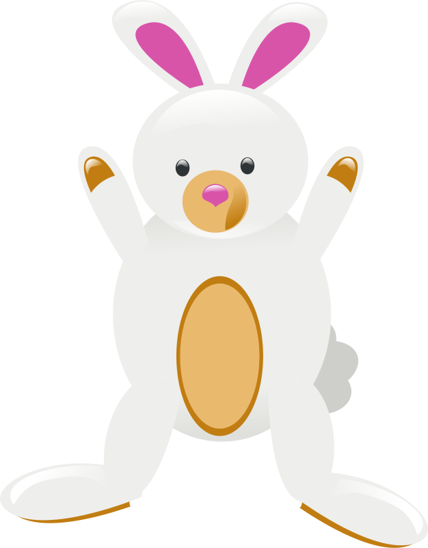 Free doll rabbit