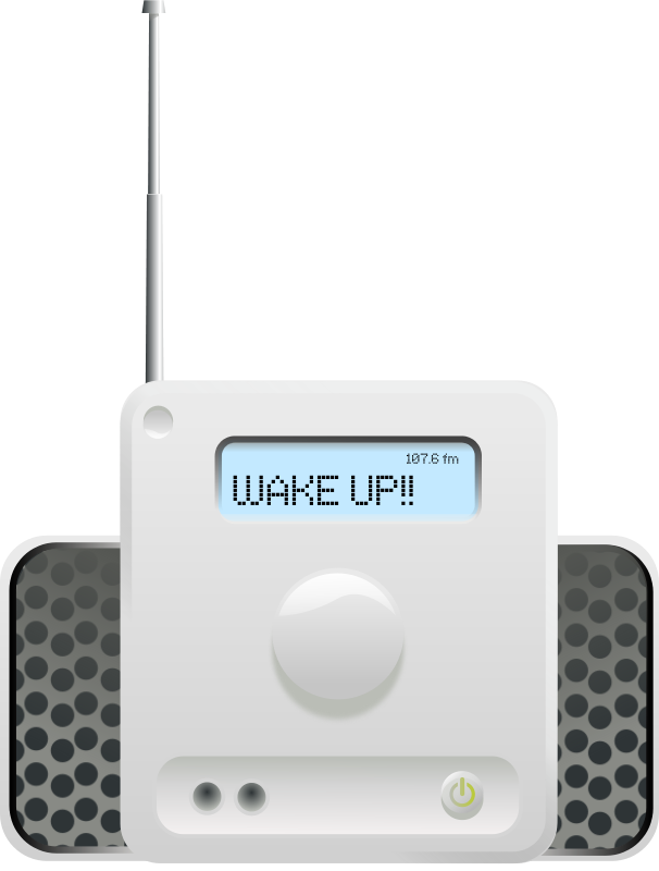 Free radio: Wake Up!!