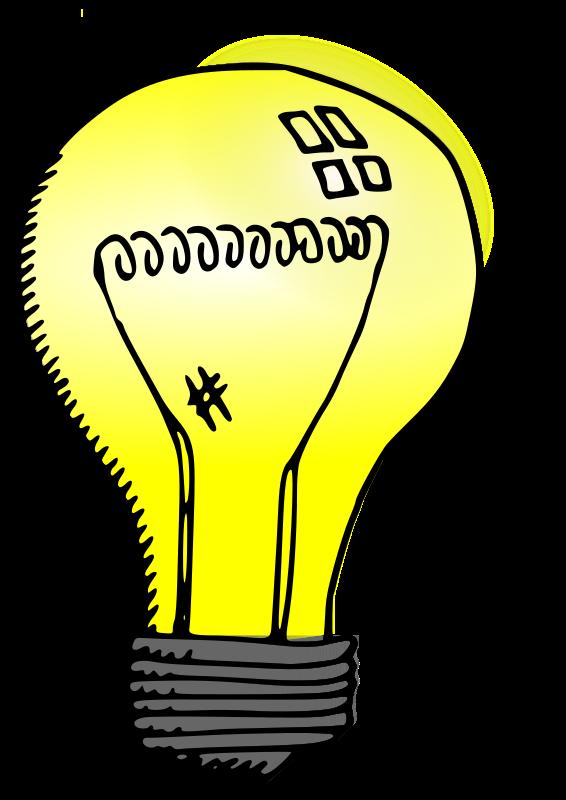 Free Incandescent light bulb