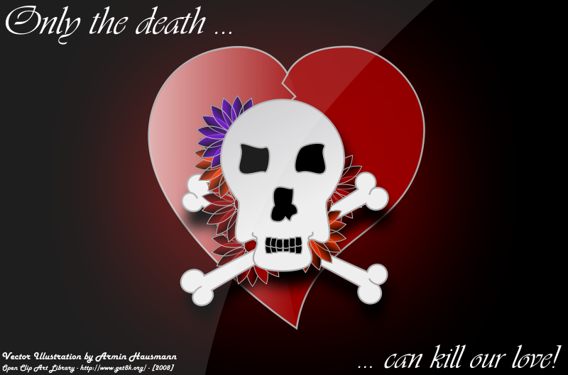 Free Only the death can kill our love!
