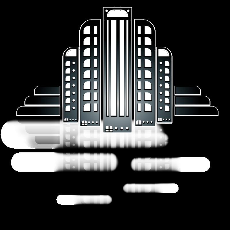 Free City Art Deco