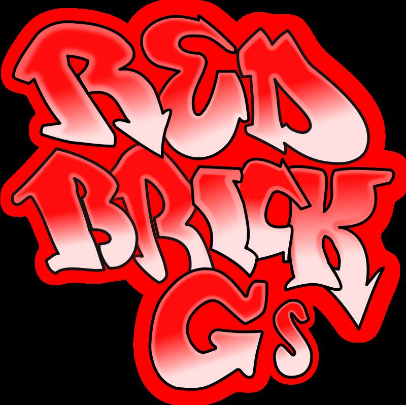 Free Red Brick G's