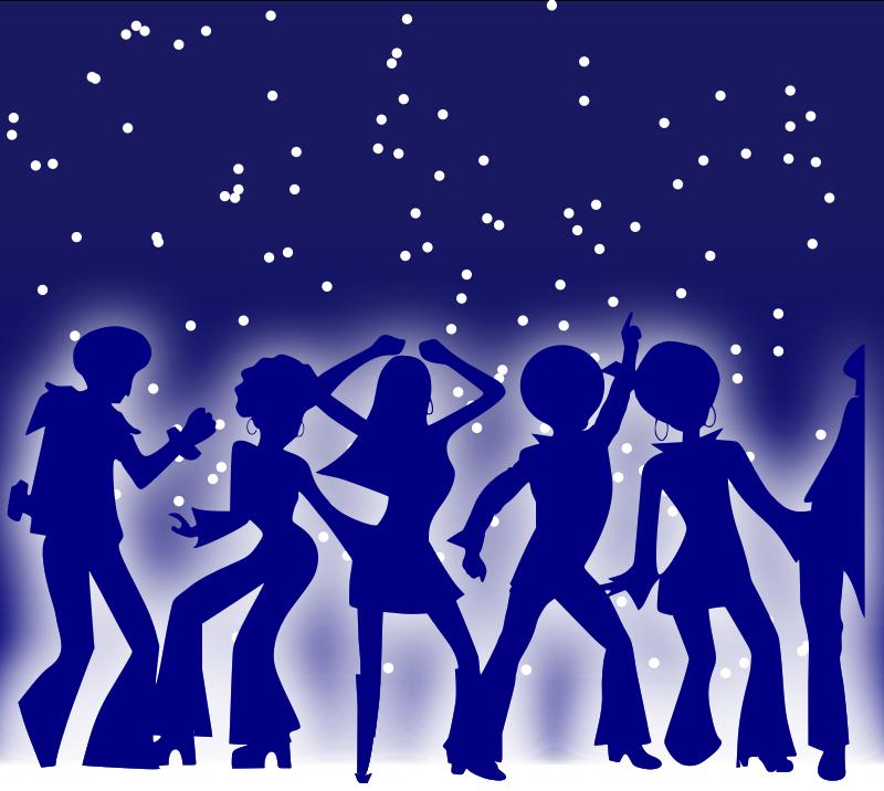 Free Disco Dancers