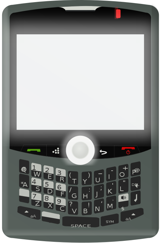 Free Blackberry Curve 8330