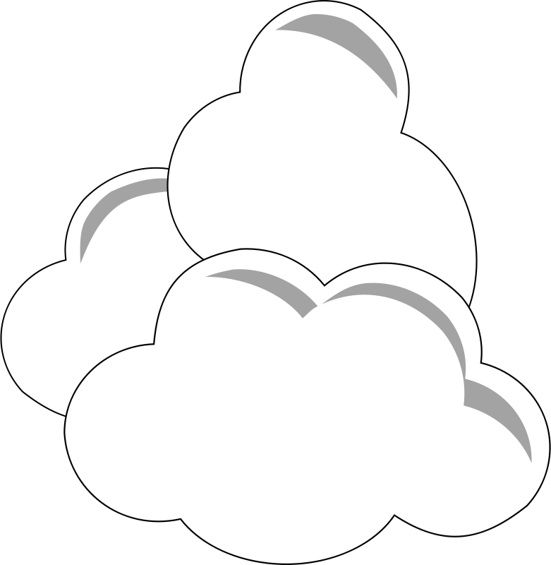 Free Simple Clouds